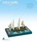 Sails of Glory: Mahonesa - 1789 (Spanish) Ship Pack