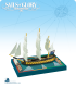Sails of Glory: HMS Polyphemus - 1782 (British) Ship Pack