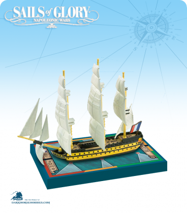 Sails of Glory: Bucentaure - 1803 (French) Ship Pack