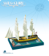 Sails of Glory: HMS Malta - 1800 (British) Ship Pack