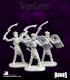Warlord Bones: Nefsokar Mummy Warriors Set