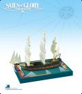 Sails of Glory: Bertin 1761 (EIC) Ship Pack