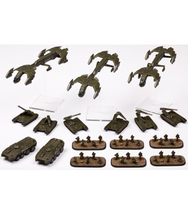 Dropzone Commander: UCM Starter Army