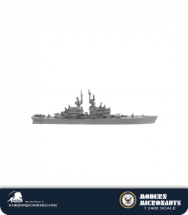 Modern Micronauts (US Navy): CGN-36 California