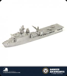 Modern Micronauts (US Navy): LSD-41 Whidbey Island