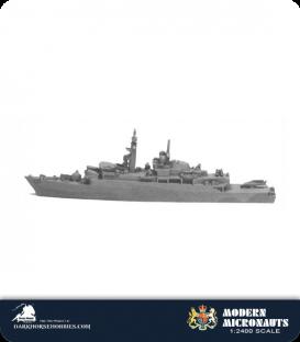 Modern Micronauts (British Navy): FFG Amazon