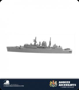 Modern Micronauts (British Navy): FFG Broadsword