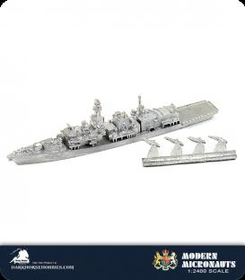 Modern Micronauts (British Navy): FFG Duke Class (Type 23)