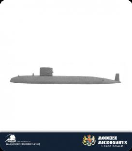 Modern Micronauts (British Navy): SSN Trafalgar
