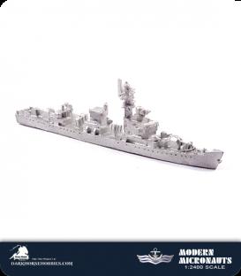 Modern Micronauts (Chinese Navy): Jianghu V (Type 053H1G) Frigate