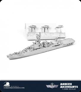 Modern Micronauts (Chinese Navy): Jiangwei II (Type 053H3) Class Frigate