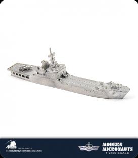 Modern Micronauts (Chinese Navy): Yuting II Type 072A LST Landing Ship