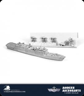 Modern Micronauts (Chinese Navy): Jiangkai II (Type 054A) Class Frigate