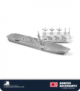 Modern Micronauts (Japanese Navy): Hyuga Class Helicopter Destroyer