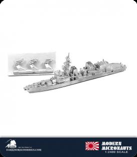 Modern Micronauts (Japanese Navy): DDG Takanami Class
