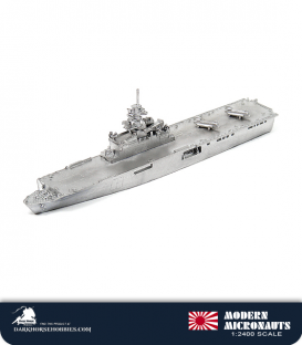 Modern Micronauts (Japanese Navy): LST 4001 Osumi Class Amphibious Transport Dock