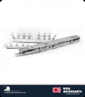 Japan WWII Micronauts: CVL Ryuho Aircraft Carrier