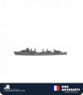 France WWII Micronauts: DD Vauquelin Class Destroyer