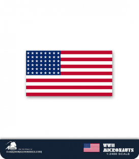 United States WWII Micronauts: BB-56 Washington Battleship