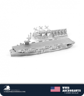 United States WWII Micronauts: CVE-9 Bogue Escort Carrier