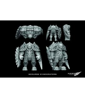 Dropzone Commander: Scourge - Eviscerators