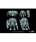 Dropzone Commander: Scourge - Eviscerators (4)