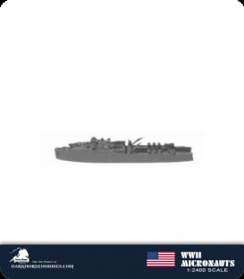 United States WWII Micronauts: Landing Dock Ship