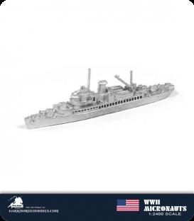 United States WWII Micronauts: AVP-10 Barnegat