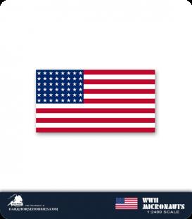 United States WWII Micronauts: DD Fletcher Class (Square Bridge)