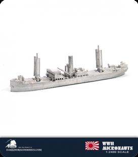 Japan WWII Micronauts: MV Aden Maru Merchantman Ship