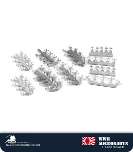 Japan WWII Micronauts: Navy Carrier Planes