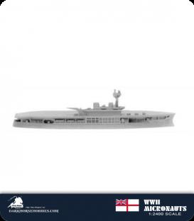United Kingdom WWII Micronauts: HMS Eagle (CV/94) Aircraft Carrier