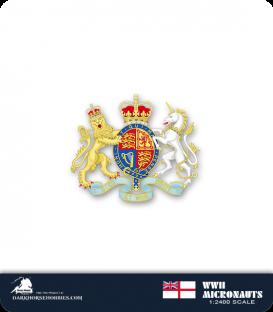 United Kingdom WWII Micronauts: HMS Warspite (BB/03)