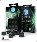 Ingress d6 Dice Set: Enlightened (6)