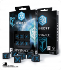 Ingress d6 Dice Set: Resistance (6)