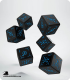 Ingress d6 Dice Set: Resistance