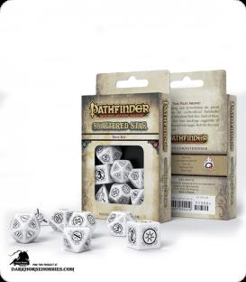 Pathfinder: Shattered Star Polyhedral Dice Set