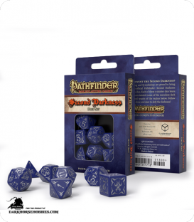 Pathfinder: Second Darkness Polyhedral Dice Set