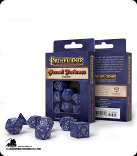 Pathfinder: Second Darkness Polyhedral Dice Set