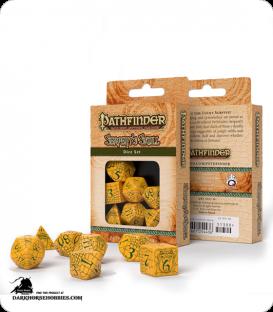 Pathfinder: Serpent's Skull Polyhedral Dice Set