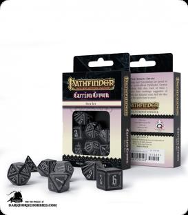 Pathfinder: Carrion Crown Polyhedral Dice Set