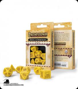 Pathfinder: Skull & Shackles Polyhedral Dice Set