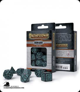 Pathfinder: Iron Gods Polyhedral Dice Set