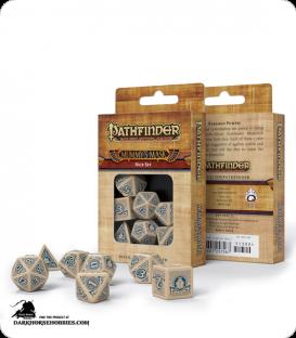 Pathfinder: Mummy's Mask Polyhedral Dice Set