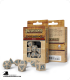 Pathfinder: Mummy's Mask Polyhedral Dice Set (7)