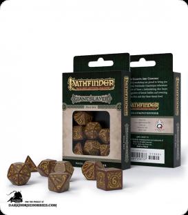 Pathfinder: Giantslayer Polyhedral Dice Set