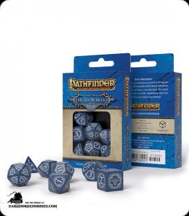 Pathfinder: Hell's Rebels Polyhedral Dice Set
