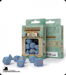 Pathfinder: Ruins of Azlant Polyhedral Dice Set