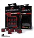 Shadowrun: Street Samurai Dice Set (6)