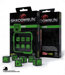 Shadowrun: Decker Dice Set